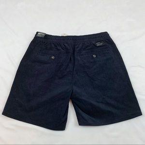Hurley Shorts - Hurley Natural Corduroy shorts elastic waistband